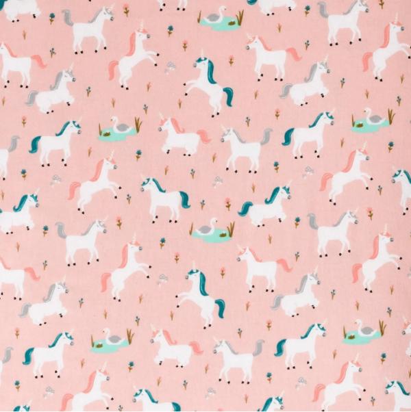 Fairytale Frolic Twin sheets