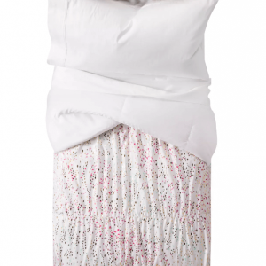 Iridescent comforter