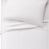 Metalic Dots 100% Cotton Twin sheets