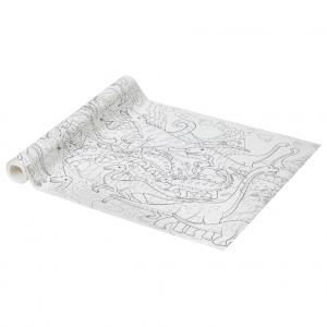 Rollo de papel con print