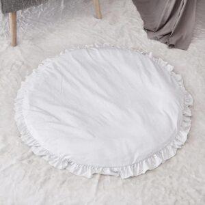 Cotton play mat
